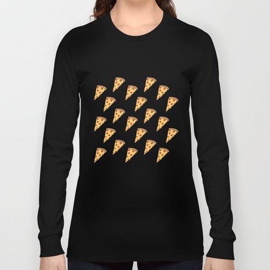 Pepperoni Heart Long Sleeve T-shirt