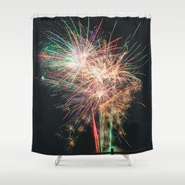 FINALE Shower Curtain