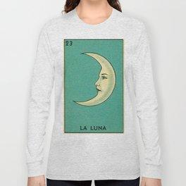 Luna Tarot Long Sleeve T-shirt