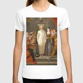 "Antoine Watteau ""The Italian Comedians"" (I) T-shirt"