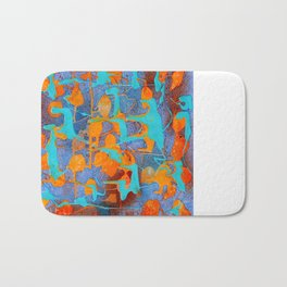 Crucible tetkaART Bath Mat