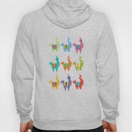 Llama Party Hoody
