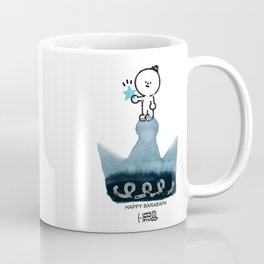 Happy barabapa Coffee Mug