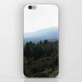 bulgarian mountain rila iPhone Skin