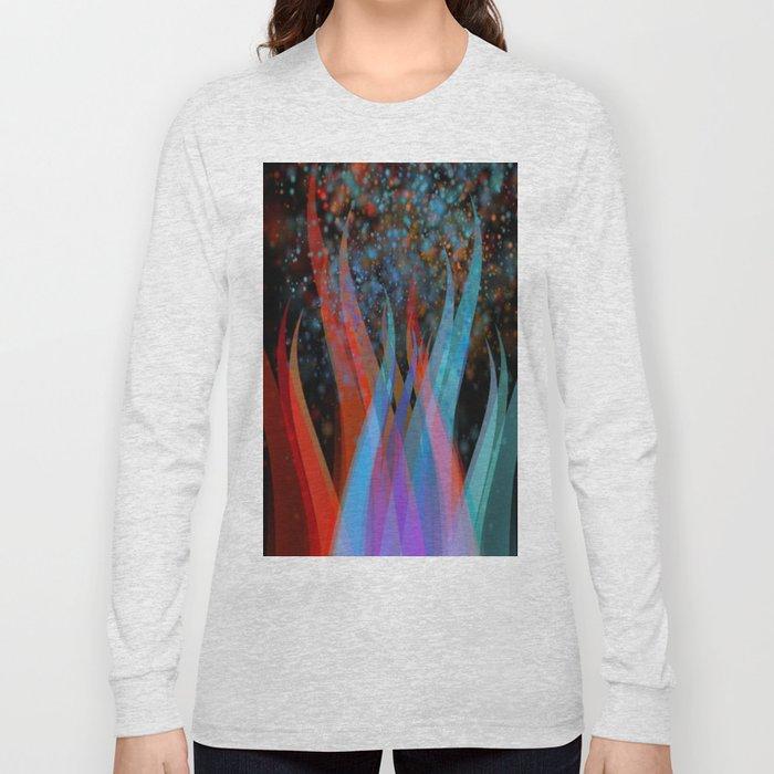 campfire narrative II Long Sleeve T-shirt
