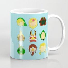 Wind Waker Minimalistic Coffee Mug