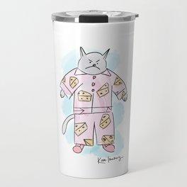 Cat's Pajamas Travel Mug