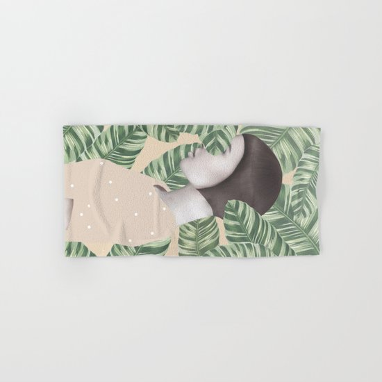 Flora Hand & Bath Towel