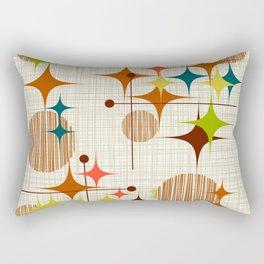 Starbursts and Globes Rectangular Pillow