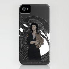 Alien Slim Case iPhone (4, 4s)