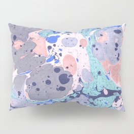 Blue and Lonesome Pillow Sham
