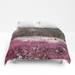 Paisaje y color. Comforters