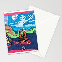 Yukon Tranquility Stationery Cards
