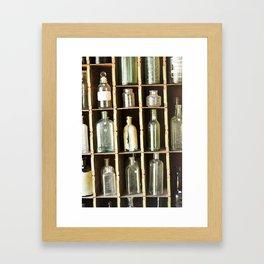 Deer Isle Series: If I Could Bottle It Framed Art Print