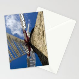 Windmill sails Stationery Cards