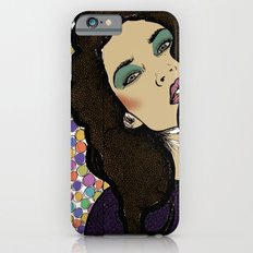 Dotty Girl iPhone 6s Slim Case