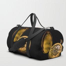 Antique Pocket Dial Duffle Bag
