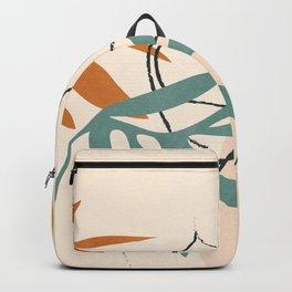 Minimal Line in Nature II Backpack