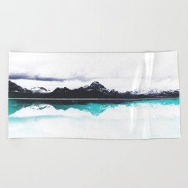 The Matthew effect Beach Towel