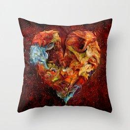 Liebesphasen ! Throw Pillow