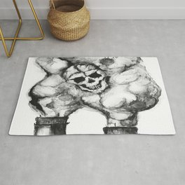 pollution chemical industry Rug