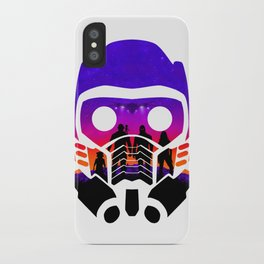 Guardians of the Galaxy [v.2] iPhone Case