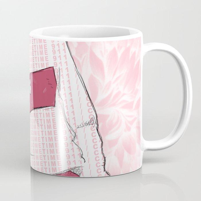 CALL ME SOMETIME. Coffee Mug