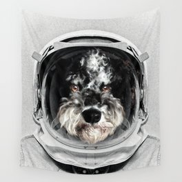 Buster Astro Dog Wall Tapestry