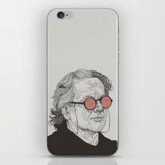 George Miller iPhone & iPod Skin