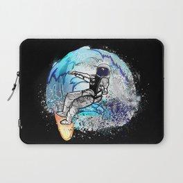 Space Shreddar Laptop Sleeve
