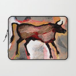 The Cave Bull Laptop Sleeve