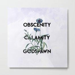 Godspawn Metal Print