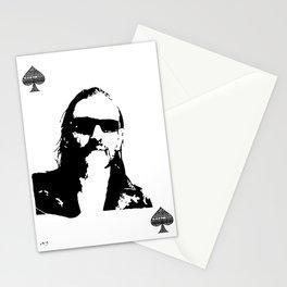 Lemmy Ace of Spades Stationery Cards