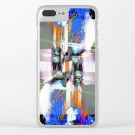 Dialogue Clear iPhone Case