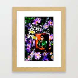 GD Insta Theme Framed Art Print