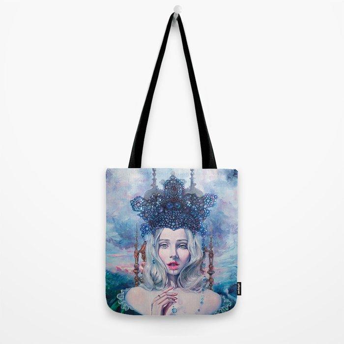 Self-Crowned Tote Bag