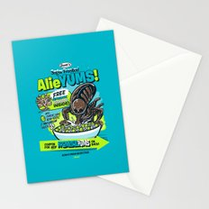 AlieYUMS! (blue variant) Stationery Cards