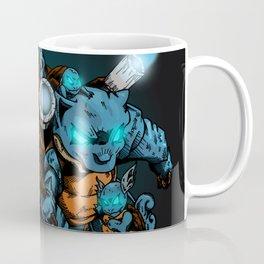 Squirtle ReCaptured (1 of 5) Coffee Mug