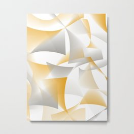 Pattern 4 Metal Print