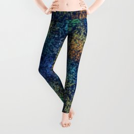 Colorful Crakers Leggings