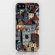 Little Town iPhone SE Slim Case
