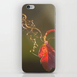 Vine Assault iPhone Skin