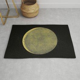 Antique Crescent Moon Rug
