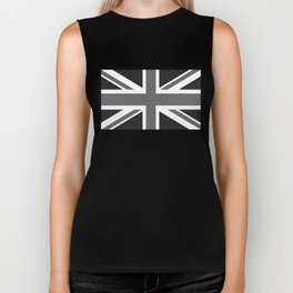 Union Jack Authentic scale 3:5 Version  (High Quality) Biker Tank