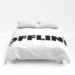 offline Comforters