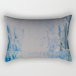 Blue Palette Rectangular Pillow
