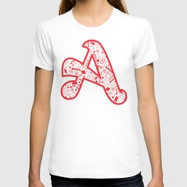 Scarlet A - Version 2 T-shirt