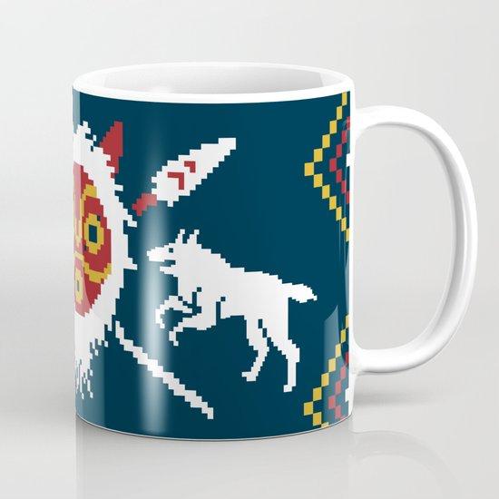 Ugly Mononoke Sweater Mug
