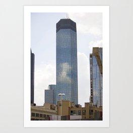 Skyscraper Art Print