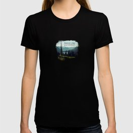 discover your northwest- mountains T-shirt